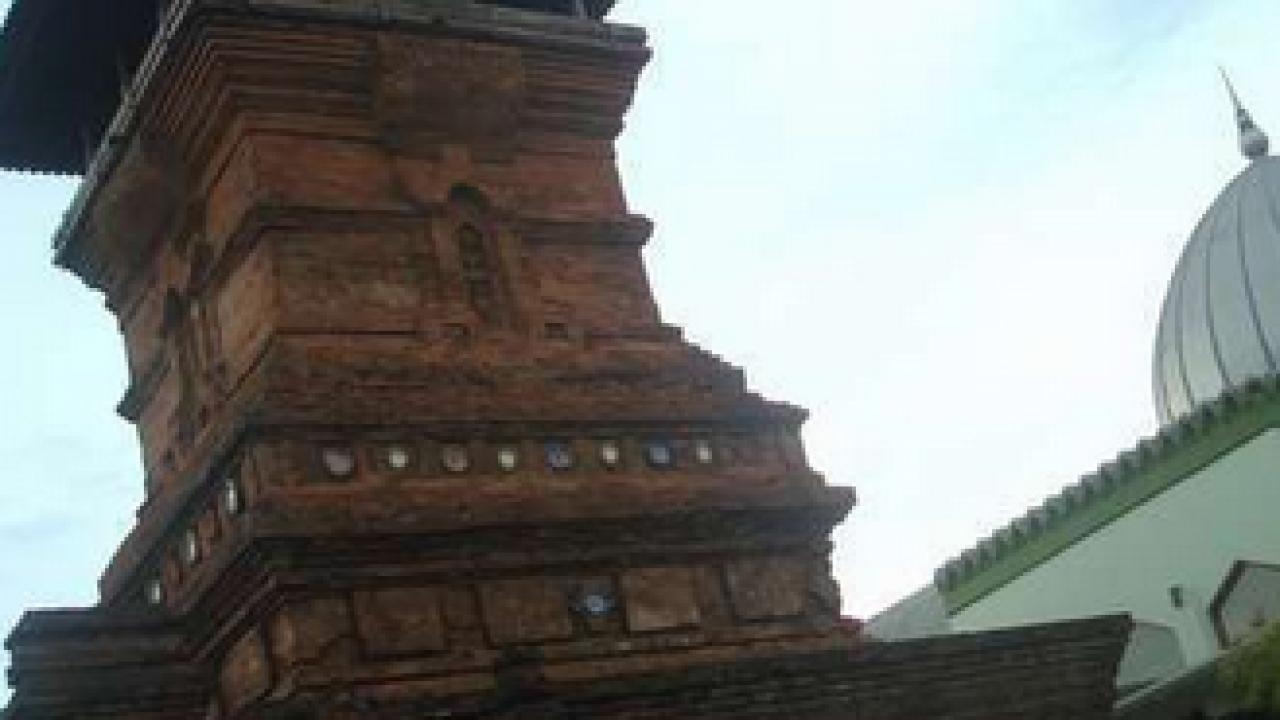 Masjid Menara Landmark Kota Kudus Muriapos Com