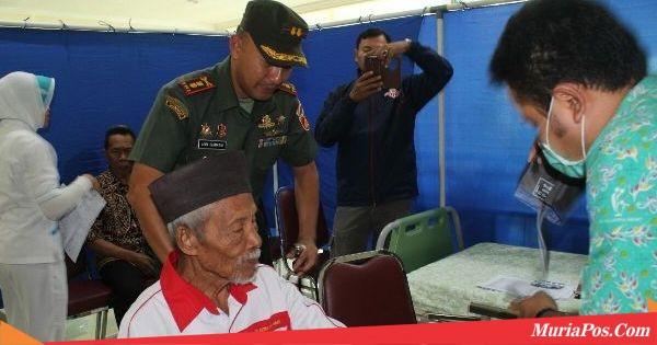 Berkah Imlek, 101 Pasien Katarak di Pati Peroleh Pengobatan Gratis