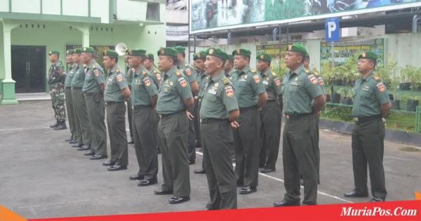 Jelang Tahun Politik, TNI Kodim Pati Komitmen Jaga Netralitas