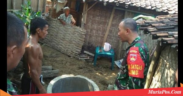 Letkol Arm Arief Darmawan, Sambangi Lokasi Program Jambanisasi TMMD