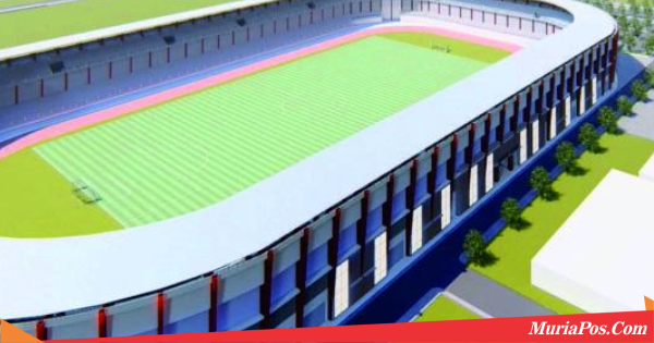 Tribun Utara dan Tribun Selatan , Tahap Pertama Renovasi Stadion Wergu Wetan Kudus